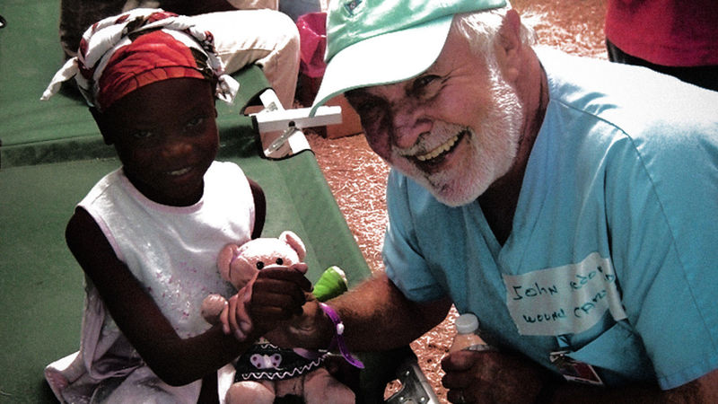 Helping Haiti to Heal Wounds
